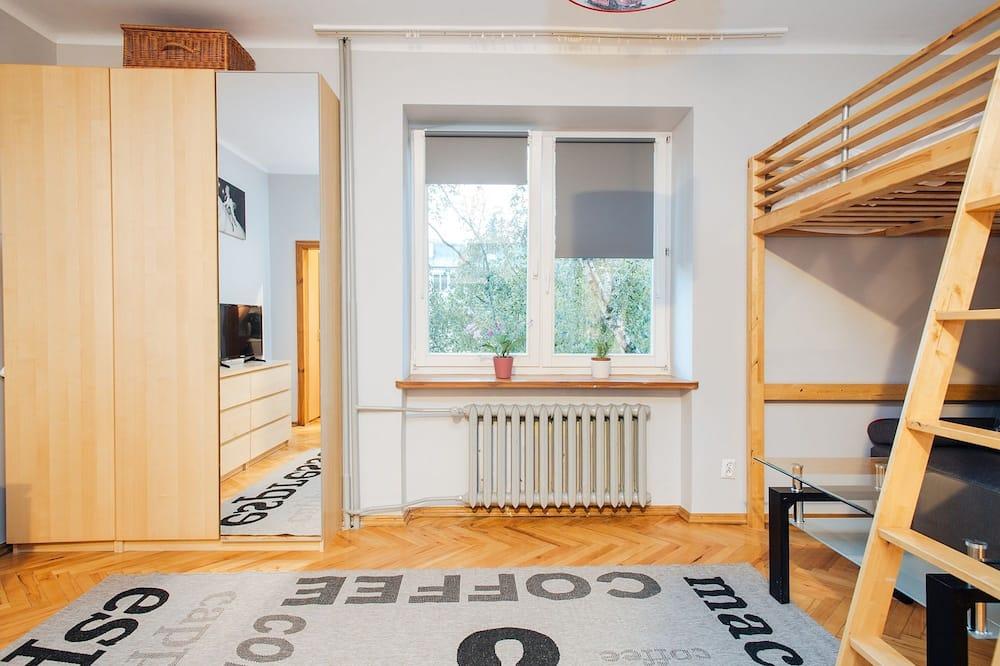 Departamento, Mezzanine - Sala de estar