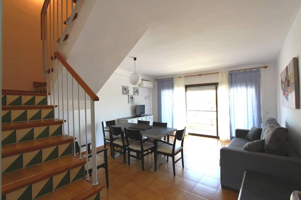 家庭公寓, 3 間臥室 (5/7 people) - 客廳