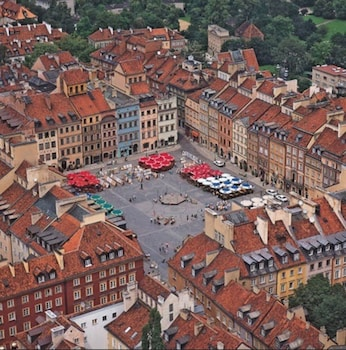 Warszawa — zdjęcie hotelu AAA STAY Castle Square