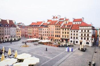 Warszawa — zdjęcie hotelu AAA STAY Market Square