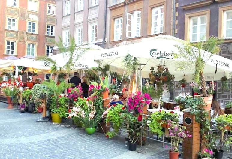AAA STAY Market Square Old Town, Varsova, Huoneisto, 1 makuuhuone (Szeroki Dunaj 9/7), Katunäkymä