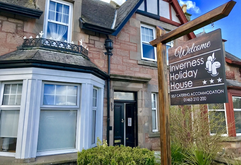Inverness Holiday House, Inverness
