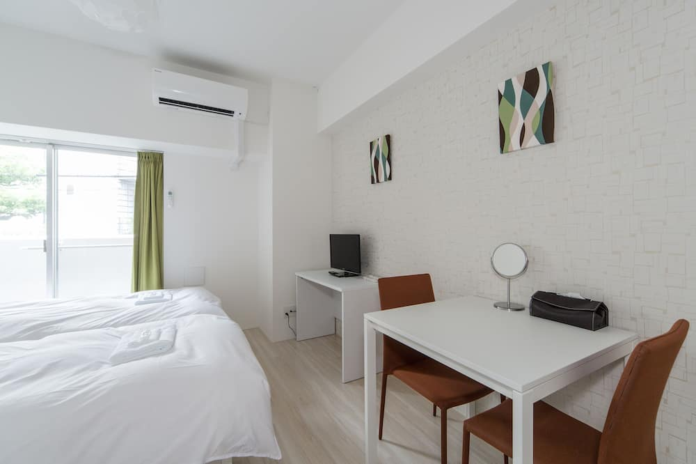Natural Type Room 2 Single Beds 201 - In-Room Dining