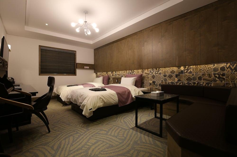 Premium Room - Bilik Tamu