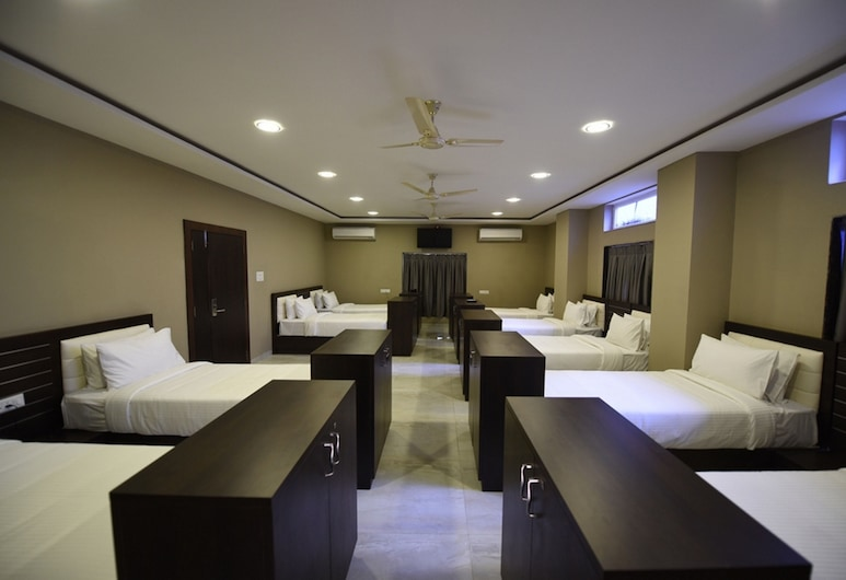 iStay Hotels Raipur Junction, Raipur, I-Share Room, Guest Room