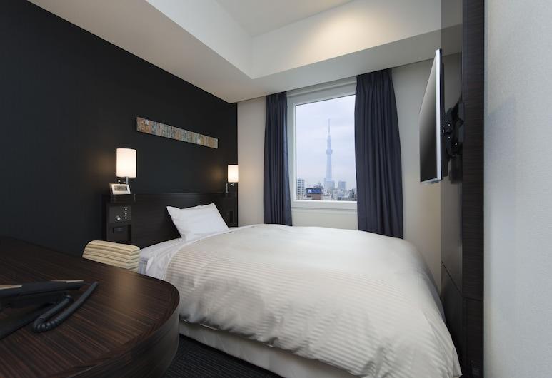 HOTEL Guest1 上野駅前, 台東区, エコノミー ダブルルーム 喫煙可 (Bed Size:1400mm), 部屋