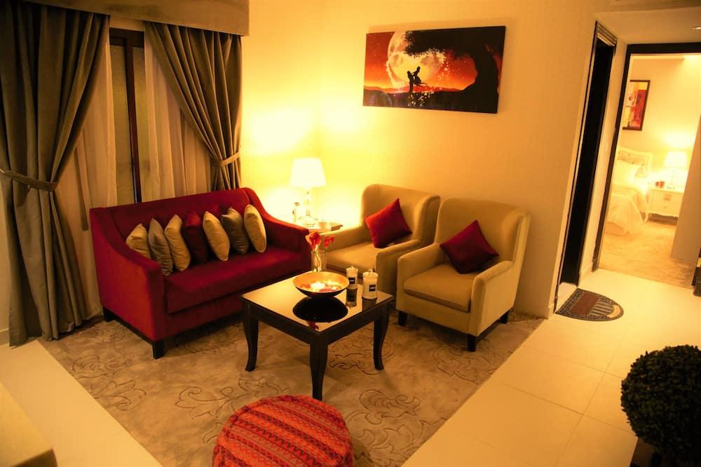 Studio - Khu phòng khách
