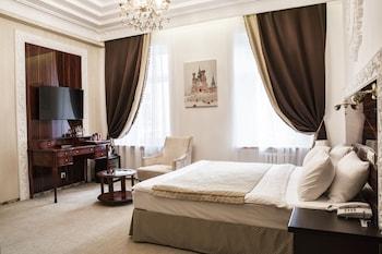 Selline näeb välja Sadovnicheskaya Hotel, Moskva