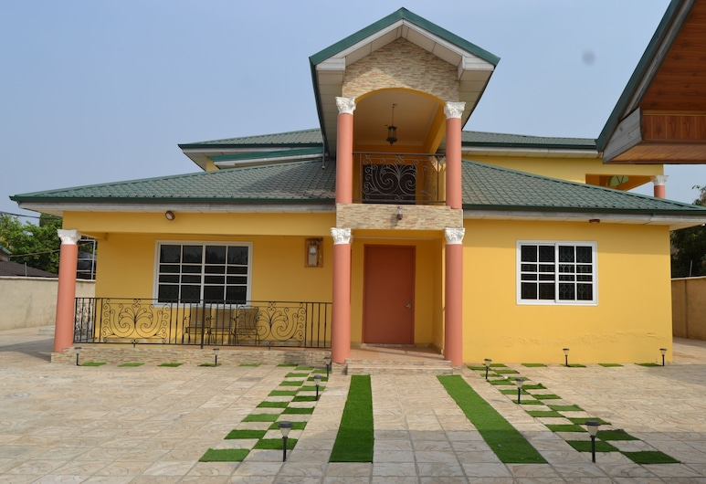 Shenocho Properties, Accra, Front of property