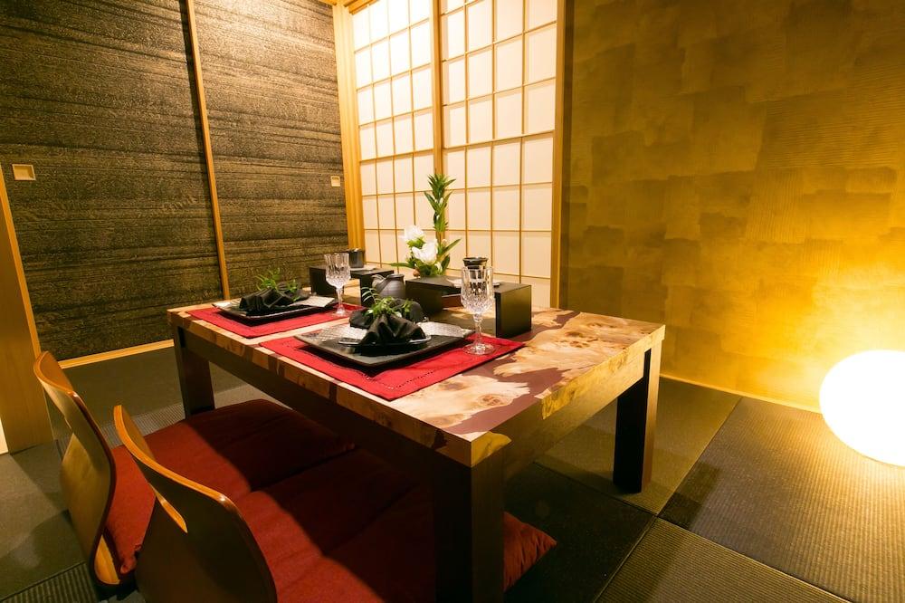 Dom, nefajčiarska izba, kuchynka (for 7 to 9 People) - Obývačka