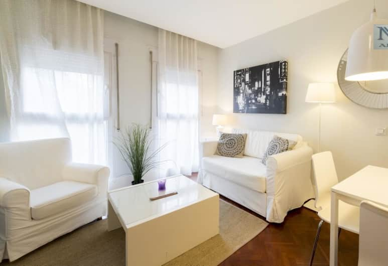 Bright apartments in Fuencarral  by Allô Housing, Madrid, Apartment, 1 Bedroom, Living Room