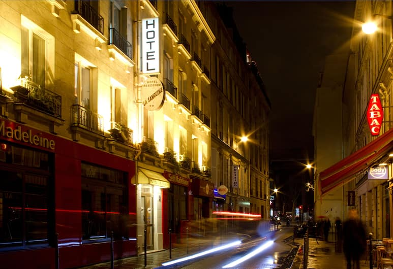 Hôtel La Sanguine, Pariz