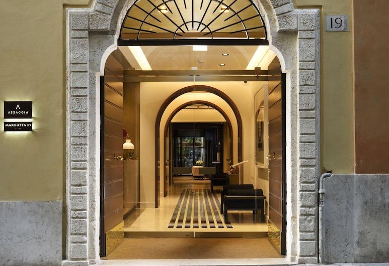 Margutta 19 - Small Luxury Hotels of the World, Rom, Hotellentré