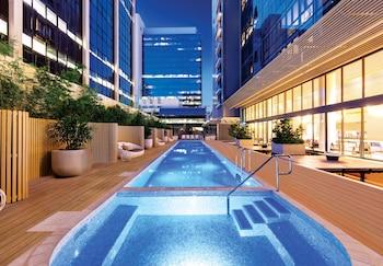 Foto del SKYE Hotel Suites Parramatta en Sídney