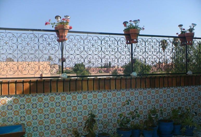 Riad Karmel Rose de Marrakech, Marrakesch, Terrasse/Patio