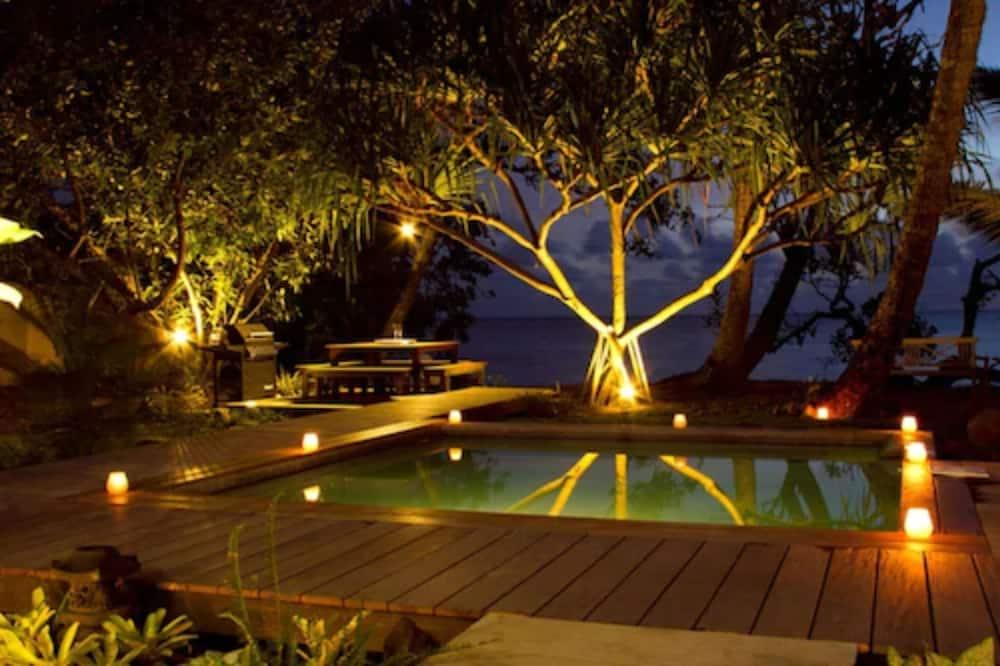 舒適別墅, 2 間臥室, 私人泳池, 海灘景 - 特色相片