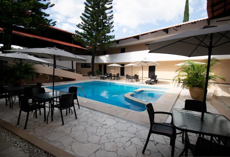 Hotel Quinta Chiapas, Tuxtla Gutierrez, Outdoor Pool