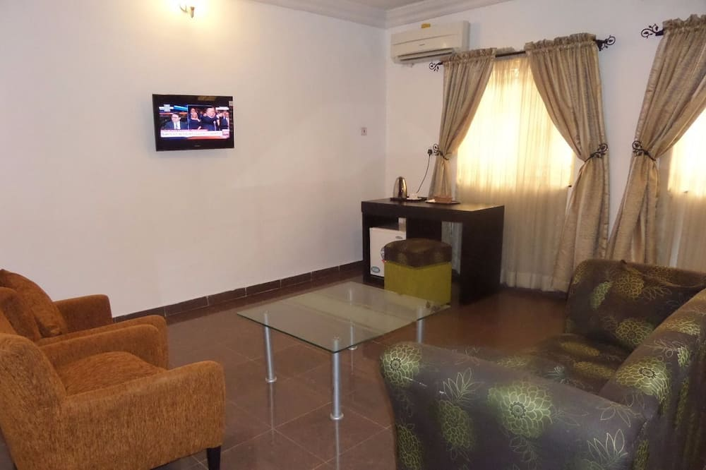 Izba typu Classic, 1 veľké dvojlôžko - Obývacie priestory