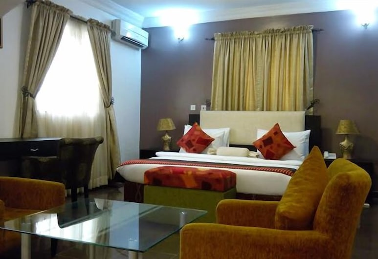 Suru Express Hotel, Ikeja, Lagos, Classic Room, 1 Queen Bed, Guest Room