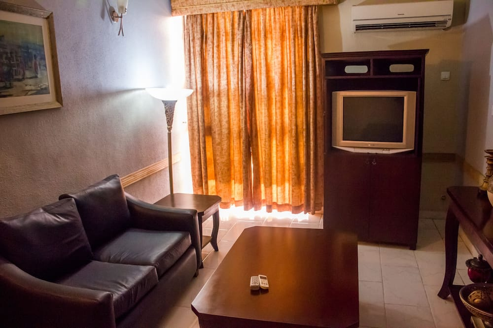 Classic Room, 1 Double Bed - Living Area