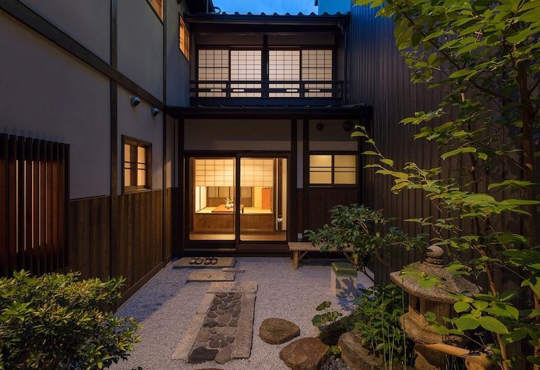 جاراكوان, Kyoto, منزل (Garaku-an), حديقة