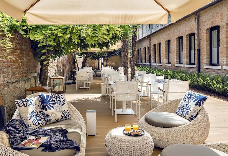 Venice Times Hotel, Venetsia, Puutarha