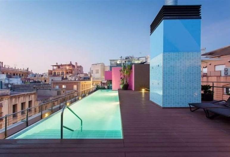 Hotel Barcelona Catedral, Barcelona, Pool