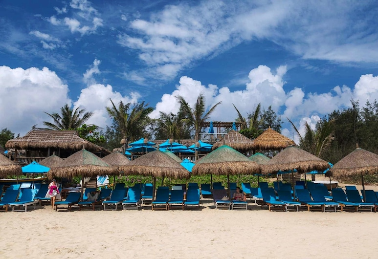 Little Beach Hoi An. A Boutique Hotel & Spa, Hoi An, Playa