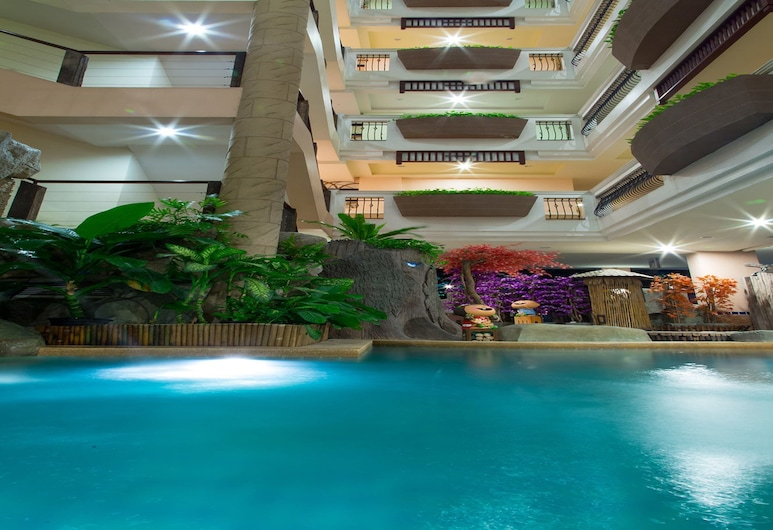 Sa-Bai-Dee Condo, Chonburi, Indoor Pool
