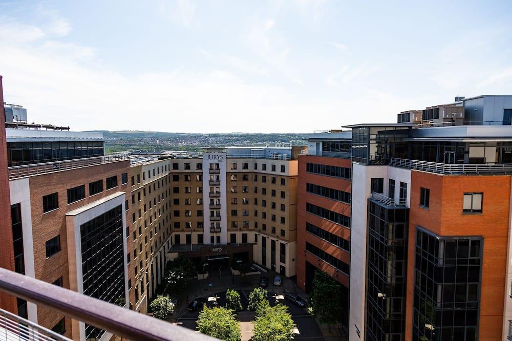 Apartment, Private Bathroom (Newcastle D) - Balcony View