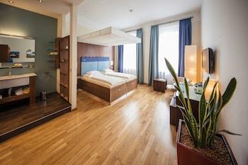 Selline näeb välja Hotel Rathaus Wein & Design, Viin