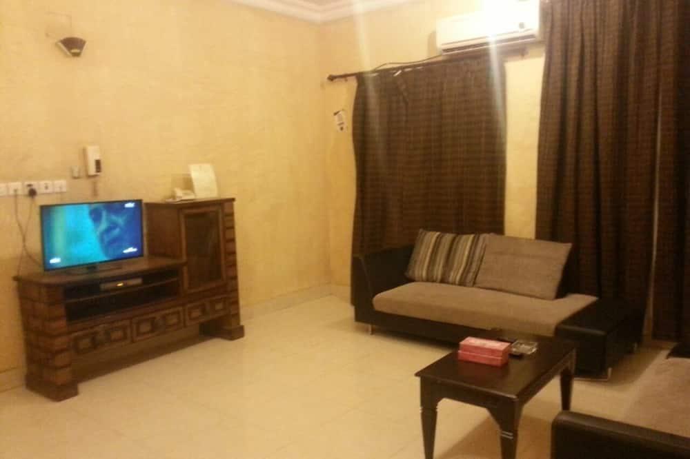 Люкс, 2 спальни - Гостиная