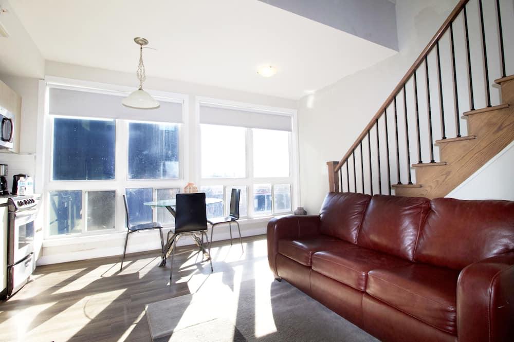 Deluxe Διαμέρισμα, 2 Υπνοδωμάτια - Περιοχή καθιστικού