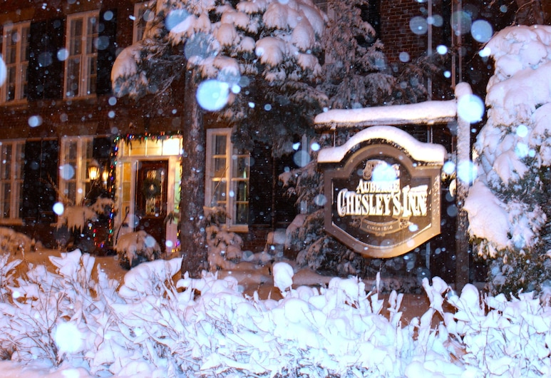Auberge Chesley's Inn, קורנוול, חזית המלון
