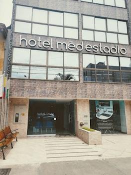 Medellin bölgesindeki Hotel Med Estadio resmi