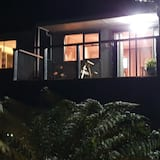 Studio Suite Deluks, 1 Tempat Tidur Queen, pemandangan gunung - Balkon
