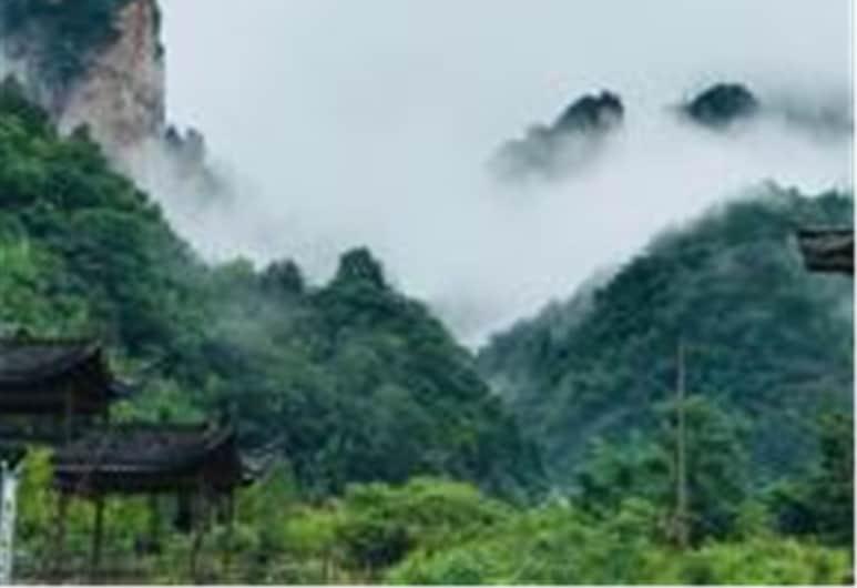 Zhangjiajie Tongfu Inn, Zhangjiajie, Facciata hotel