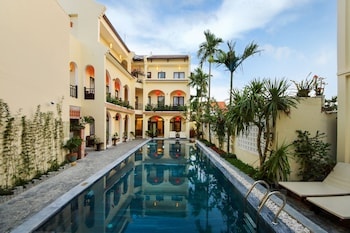 ภาพ Little Town Villa ใน ฮอยอัน