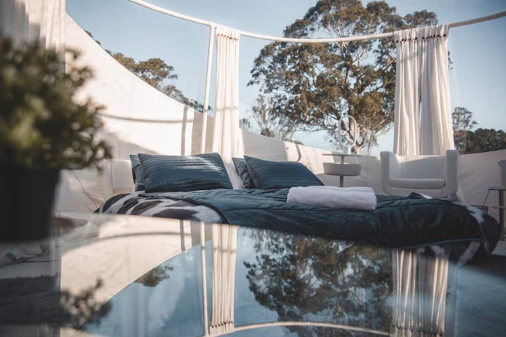 Outback Glamping with Stove & Ensuite (Separate Outside Toilet Only) - Room