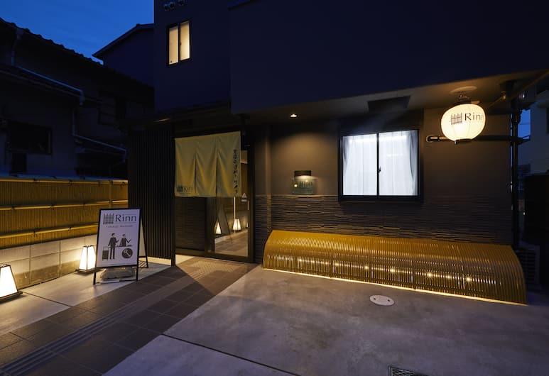 Rinn Tofukuji Riverside, Kyoto, Extérieur