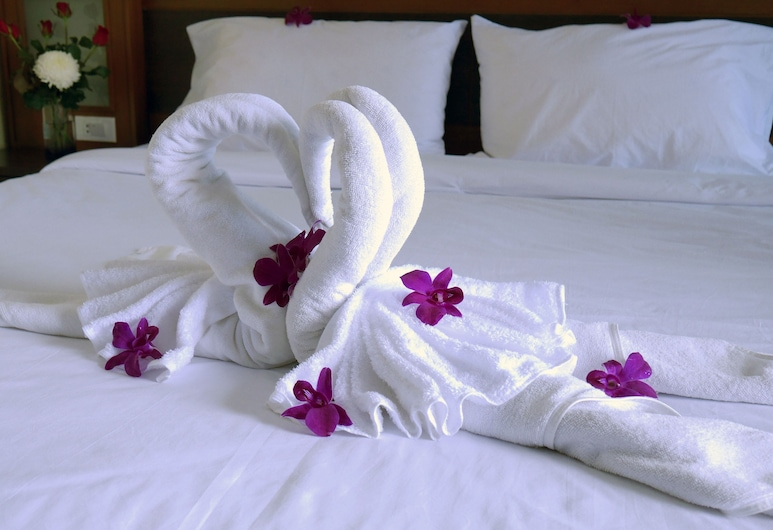 Lucky Patong Hotel, Patong, Chambre Deluxe, Chambre