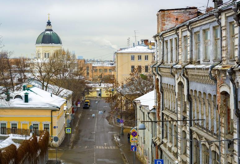 Red Brick Hotel, Moskva, Standard-herbergi með tvíbreiðu rúmi, Herbergi