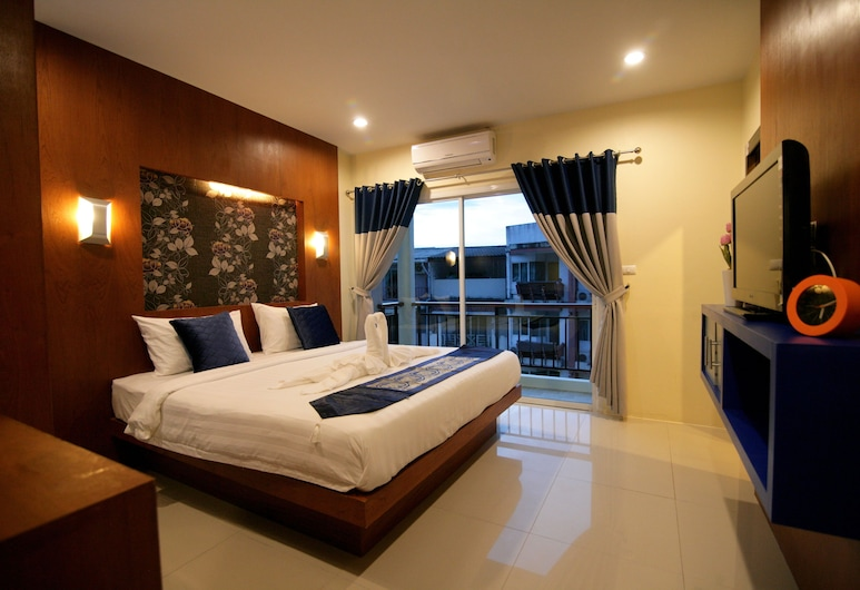 Calypso Patong Hotel, Patong, Superior Double Room, Guest Room