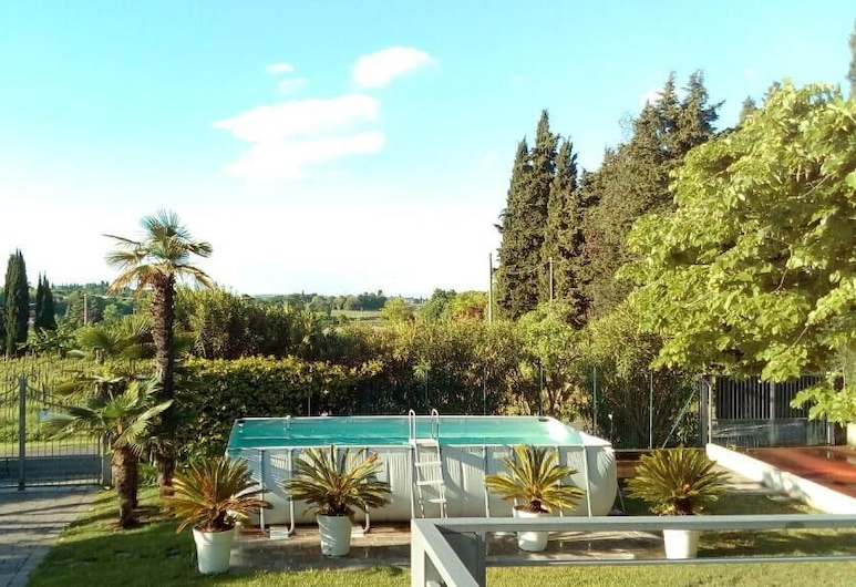 Relais Villa Lezard, Lazise, Κήπος