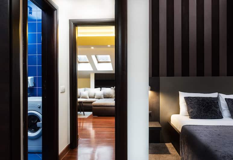 Feel Belgrade Aparthotel, Belgrad, Two bedroom apartment, Zimmer