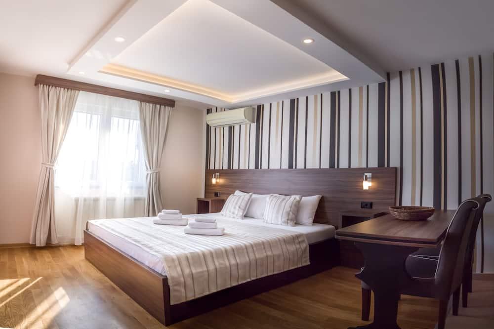 Apartamento Confort, terraza - Zona de estar