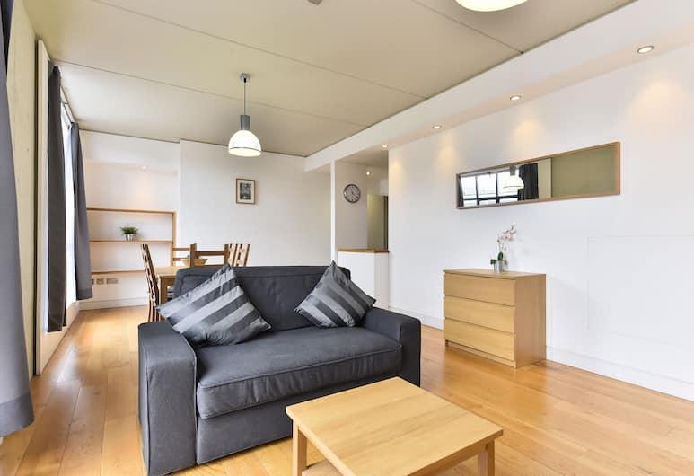 Shoreditch Apartments, London, Külaliskorter, 1 magamistoaga, Lõõgastumisala