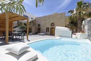 Foto di Casa Santantonio a Santorini
