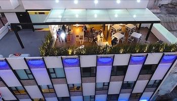 Puebla — zdjęcie hotelu Hotel Nube
