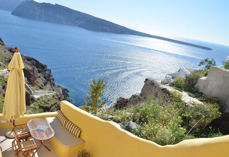 Villa Ariadni, Santorini, House, 2 Bedrooms (Earth), Terrace/Patio
